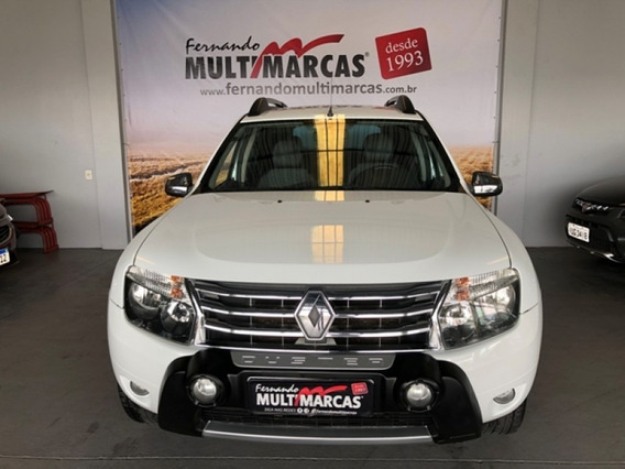 Renault Duster 1.6 D 4x2 - Fernando Multimarcas