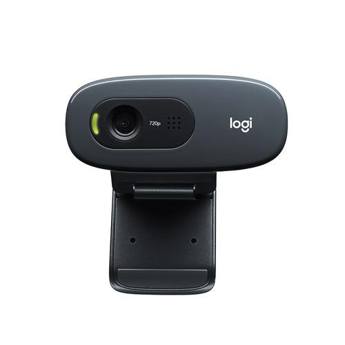 Imagen 1 de 6 de Cámara Web Logitech C270 Hd 720p Vídeo Widescreen