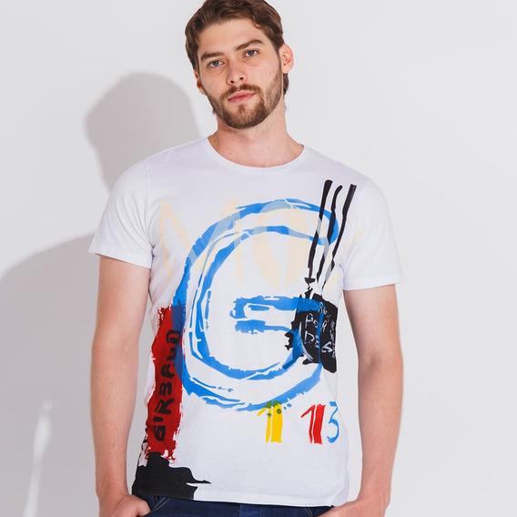 Camiseta Para Hombre Marithe Francois Girbaud Girbaud