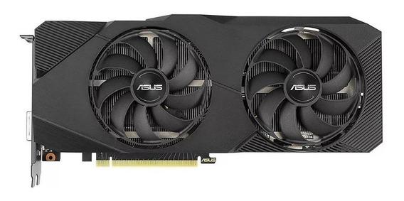 Placa de video Nvidia Asus GeForce RTX 20 Series RTX 2080 SUPER DUAL-RTX2080S-O8G-EVO OC Edition 8GB
