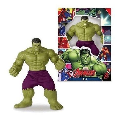 Imagem 1 de 8 de Boneco Brinquedo Hulk Verde Revolution Gigante Mimo Toys