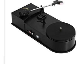 Vitrola Usb Com Conversor Vinil Mp3 Pc Pendrive Toca Discos