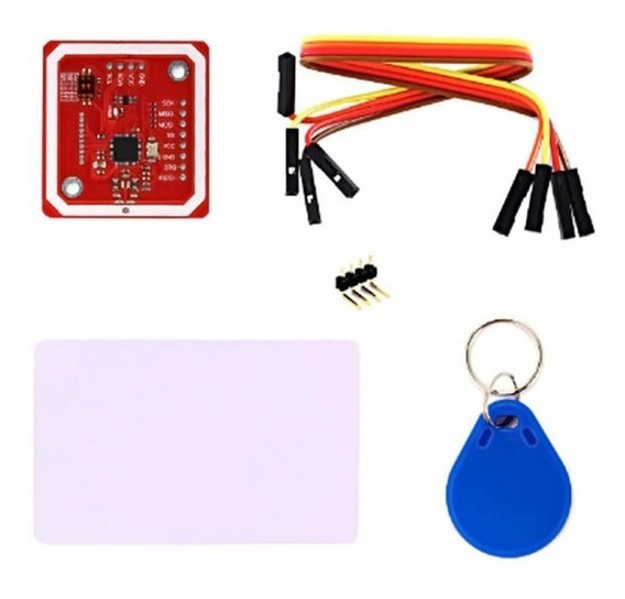 Módulo Leitor E Gravador Nfc Rfid - Pn532 V3 +2 Tags Arduino