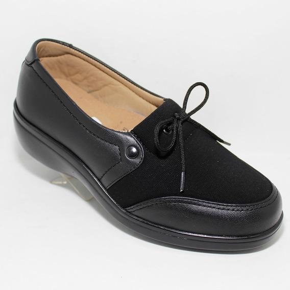 Zapatos Dama Pie Diabético Juanetes Plantillas Re-movibles N