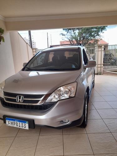 Imagem 1 de 15 de Honda Cr-v 2010 2.0 Lx 4x2 Aut. 5p