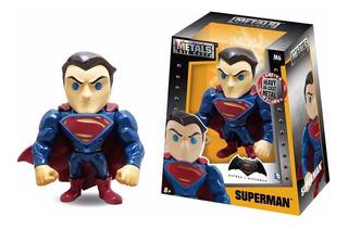 Figura Superman Metal Die Cast Jada 10cm Jugueterialeon