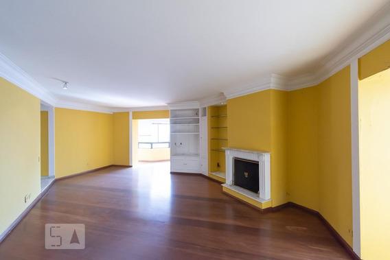 Apartamento No 9º Andar Com 4 Dormitórios E 4 Garagens - Id: 892949591 - 249591