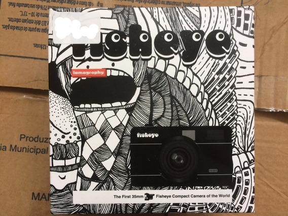 Câmera Lomography - Fisheye