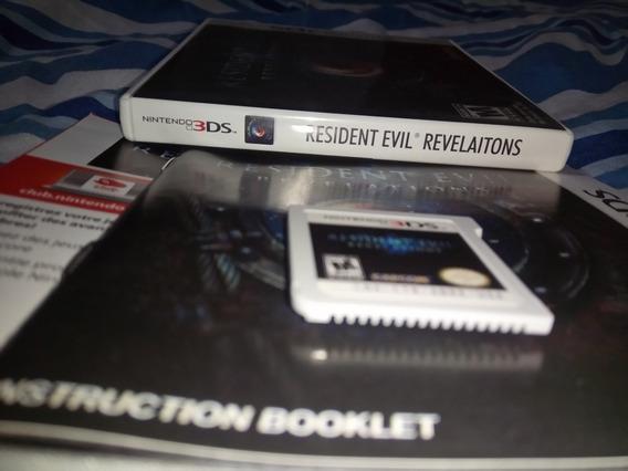Fita Resident Evil Revelaitons (revelations) - Nintendo 3ds