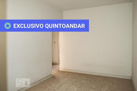 Apartamento No 1º Andar Com 1 Dormitório - Id: 892986018 - 286018