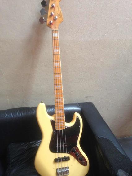 Bajo Sx Jazz Bass Fjb75 Vintage Series Ash