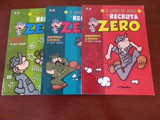 Recruta Zero - Pixel - 3 Revistas