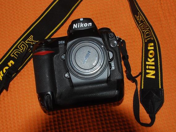 Novíssima Máquina Fotográfica Nikon D2x