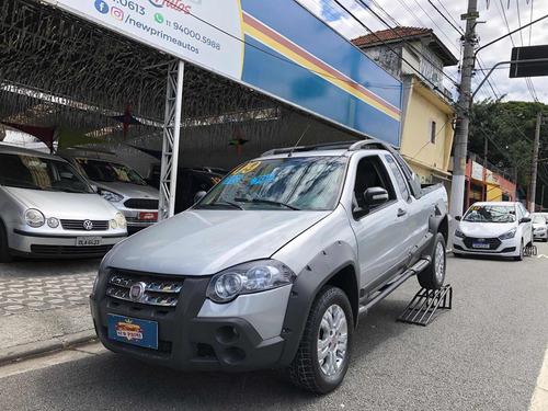 Fiat Strada 2009 1.8 Adventure Locker Ce Flex 2p