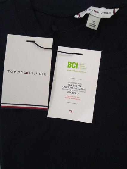 Blusa Feminina Tommy Hilfiger Original Importada Tamanho Gg