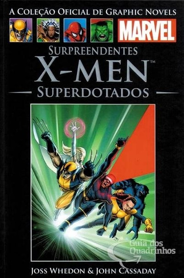 Surpreendentes X-men - Superdotados Nº 3 Joss Whedon E John