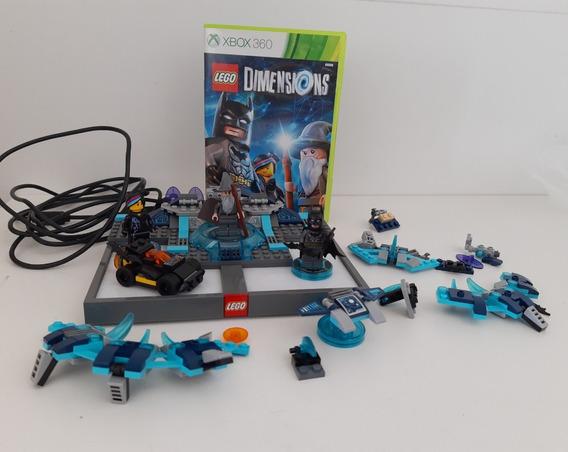 Kit Lego Dimensions Xbox 360 Usado