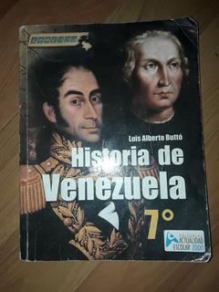 Historia De Venezuela 7mo Actualidad Escolar