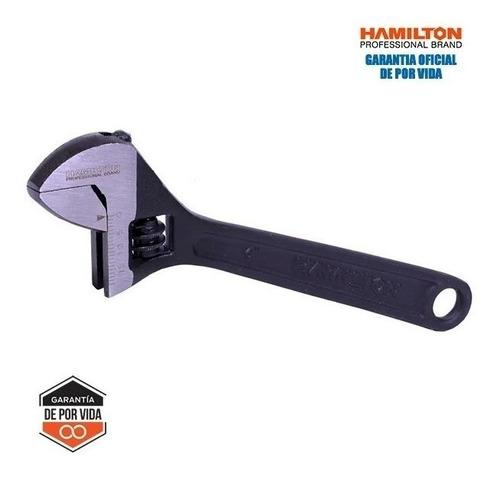 Llave Ajustable Hamilton Fosfatizada 8  Laf80