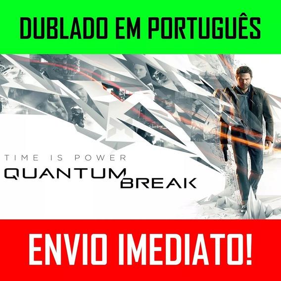 Quantum Break - Pc Jogo Completo