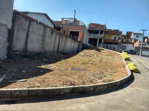 Imagem 1 de 3 de Terreno À Venda, 256 M² Por R$ 185.000,00 - Parque Nova Esperança - São José Dos Campos/sp - Te0024