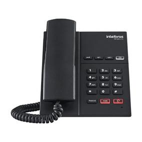 Telefone Ip Voip Intelbras Tip 120 Lite Teclado Com Led