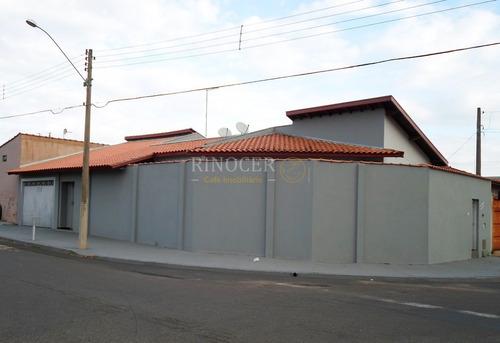 Imagem 1 de 20 de Casa Padrão Em Franca - Sp - Ca0323_rncr