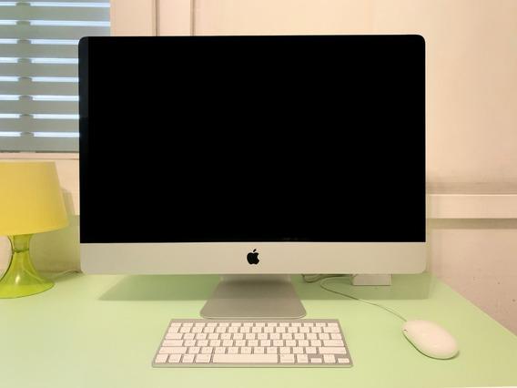 iMac 27 Intel Core 2 Duo 3,6 Ghz 1tb 8mb Ram Em Ótimo Estado