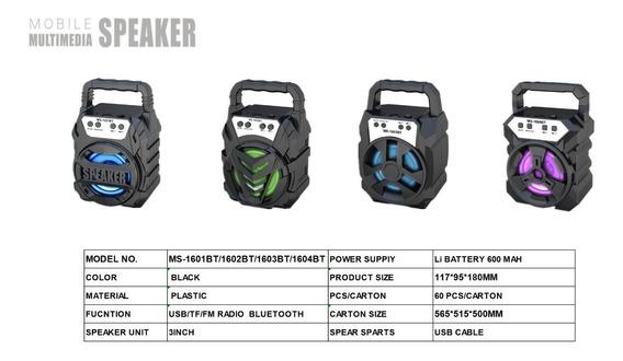 Caixa De Som Mobile Multimedia Speaker Lançamento!