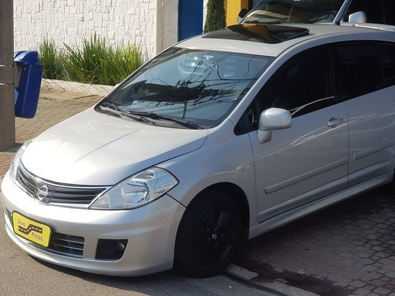 Nissan Tiida Sl 1.8 16v Flex, Fak0610