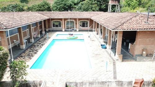 Imagem 1 de 21 de Rural Para Venda, 4 Dormitórios, Villa Galicia - São Paulo - 12200