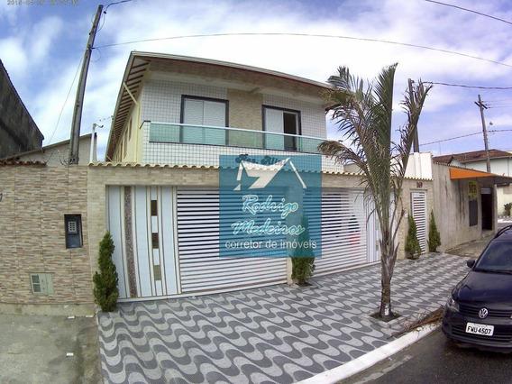 Sobrado Com 2 Dormitórios À Venda, 56 M² Por R$ 175.000 - Parque Das Américas - Praia Grande/sp - So0021