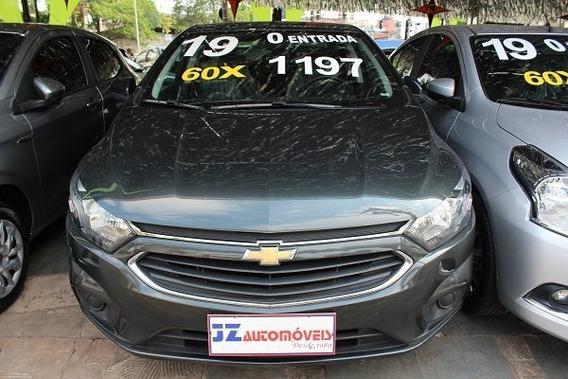 Prisma Lt 1.4 Oportunidade Zero De Entrada Uber Carro Bom