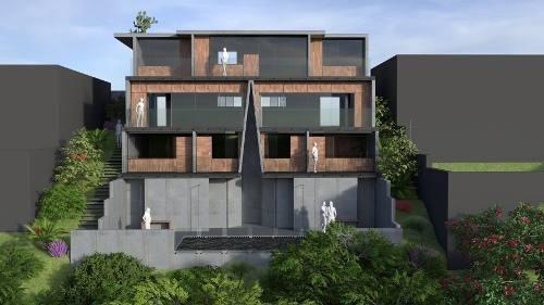 2 Townhouses Y Un Penthouse En Cuernavaca. Preventa
