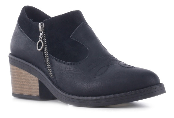 Zapato Dama Miss Carol Tipo Tejano 146.w80721000