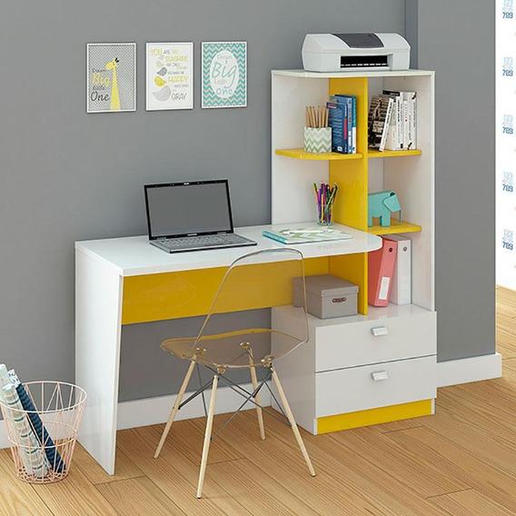 Mesa Para Computador Elisa Permóbili