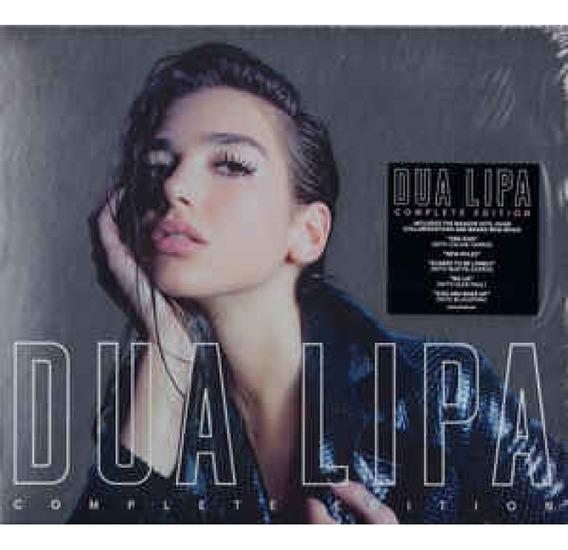 Cd Dua Lipa - Dua Lipa (complete Edition - Duplo)