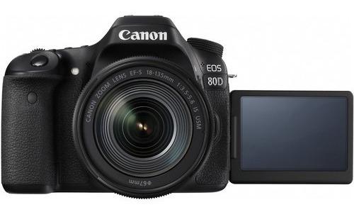 Canon Eos 80d Kit 18-135 Usm