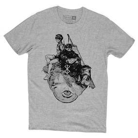 Camiseta Camisa Animes Berserk Guts Caska Griffith