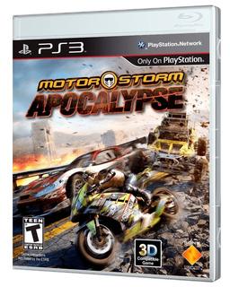 Juego Ps3 Motorstorm Apocalypse Ps3