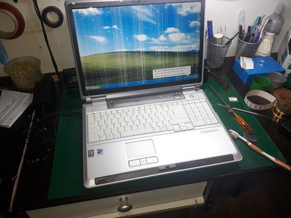Notebook Fujitsu N6110 (tela Com Defeito)