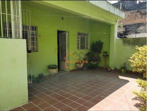 Imagem 1 de 6 de Casa À Venda, 40 M² Por R$ 215.000,00 - Jardim Jaú - São Paulo/sp - Ca0106