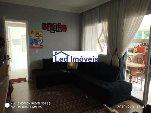 Imagem 1 de 23 de Apartamento Com 3 Dorms, Novo Osasco, Osasco - R$ 420 Mil, Cod: 115 - V115