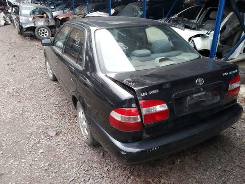 Imagem 1 de 5 de Sucata Toyota Corolla Xei 1999/2000 Gasolina 114cvs