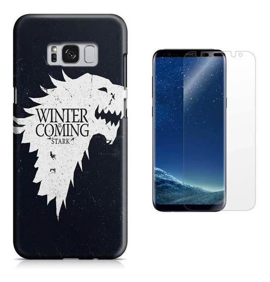 Kit Capa Galaxy S8 Game Of Thrones E Película