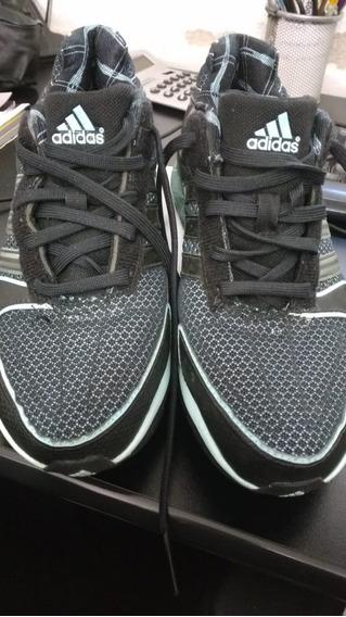 Tênis adidas Cano Baixo Boost Adiwear Novo 34 - Pouco Usado