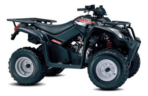 Kymco Mxu 250 - Megamotos