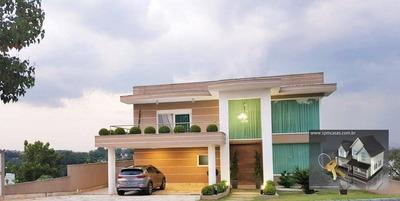 Casa Com 4 Dormitórios À Venda, 314 M² Por R$ 2.800.000 - Reserva Santa Maria - Jandira/sp - Ca0036