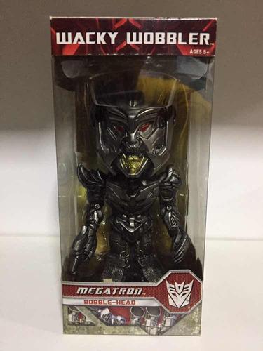 Megatron Funko  Transformer  Bobble Head Wacky  Wobbler
