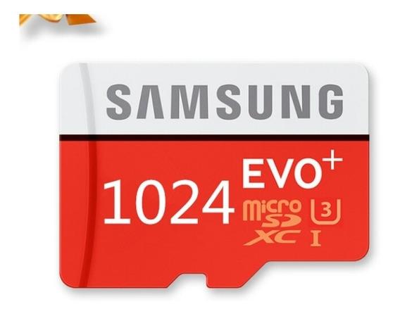 Cartão De Memória Samsung Evo Plus 1024gb. Aprova D